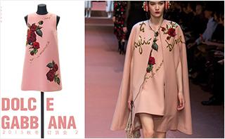 Dolce & Gabbana - 2015/16秋冬 訂貨會 2