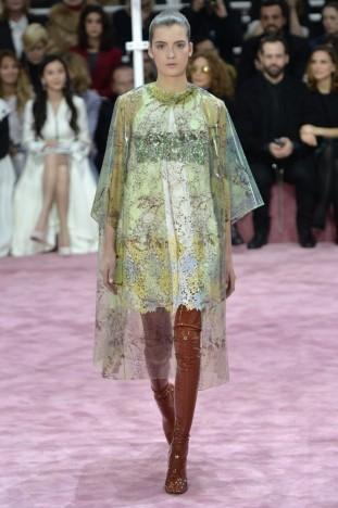 2015春夏高級定制[Christian Dior]巴黎時裝發布會