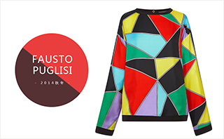 Fausto Puglisi - 2014秋冬