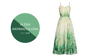 Alena Akhmadullina - 2015春夏