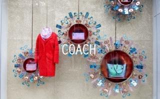 2015秋冬Coach零售分析