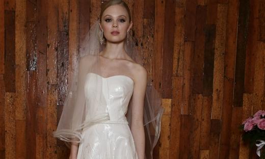 2016春夏婚紗[Pamella Roland]紐約時裝發布會