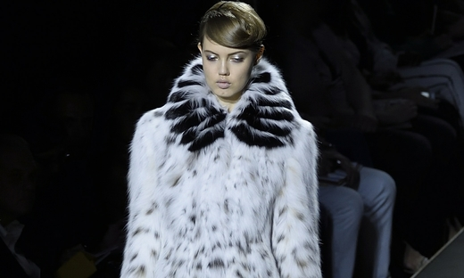 2015秋冬高級定制[Fendi]巴黎時裝發布會