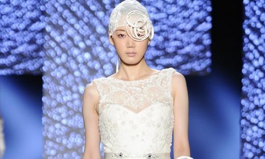 2016春夏婚紗[Lusan Mandongus]米蘭時裝發布會