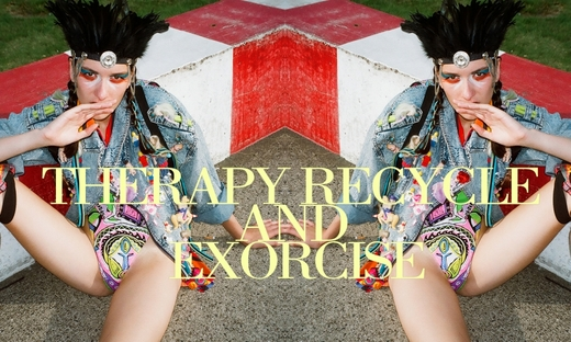 Therapy Recycle And Exorcise - 2013/14秋冬