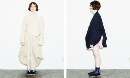 2016初秋[Riddlemma]東京時裝發布會