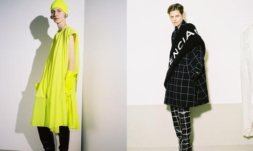2016初秋[Balenciaga]巴黎時裝發布會