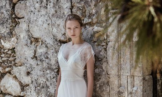 2016春夏婚紗[Sophia Kokosalaki]紐約時裝發布會