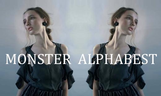 Monster Alphabets - 2016早春