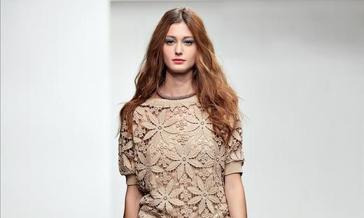 2015春游[TWIN-SET Simona Barbieri]时装发布会