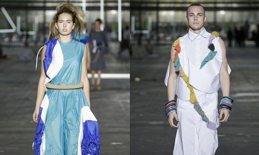 2016春夏[Gerrit Rietveld Academie]時裝發布會