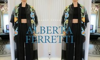 Alberta Ferretti - 2017春夏訂貨會