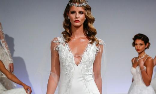 2017秋冬婚紗[Anne Barge]紐約時裝發布會