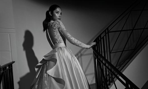 2017秋冬婚紗[Zuhair Murad]紐約時裝發布會