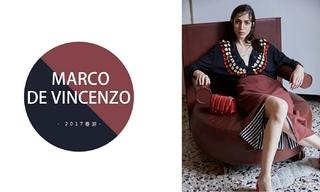 Marco de Vincenzo - 律動條紋(2017春游)