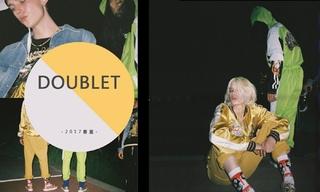 Doublet - 街頭freestyle(2017春夏)