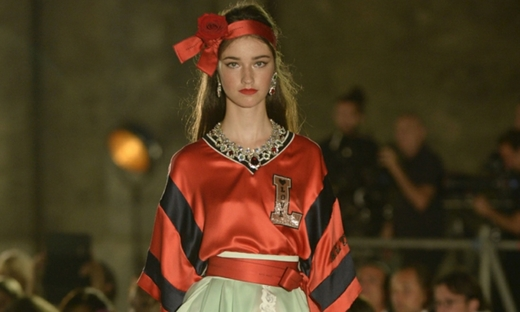 2017秋冬高定[Dolce & Gabbana]西西里时装发布会