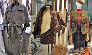 絎縫|馬甲|外套:韓國東大門初秋零售分析
