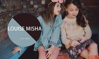Louise Misha -活躍的愛(2017/18秋冬)