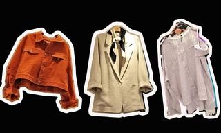 條紋|便西|外套:韓國東大門初春零售分析