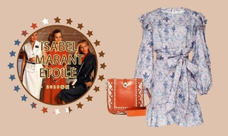 Isabel Marant Etoile - 关于80`s的故事(2019春夏 预售款)