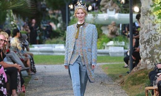 2018秋冬高级定制[Dolce & Gabbana]科莫时装发布会