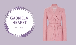 Gabriela Hearst - 极简主义女性气质(2019春夏预售款)