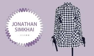 """Jonathan Simkhai - """"天使""""的游行(2019春夏 预售款)"""