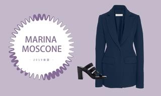 Marina Moscone - 非传统女性的当下艺术(2019春夏 预售款)