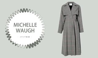 """Michelle Waugh - """"永恒""""理念的延续(2019春夏 预售款)"""