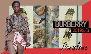 Burberry:经典重塑(2019春夏)