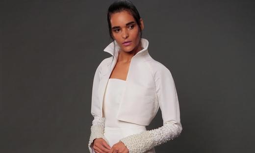 2019秋冬婚紗[Isabelle Armstrong]紐約時裝發布會