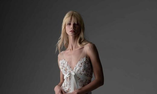 2019秋冬婚紗[Alyne By Rita Vinieris]紐約時裝發布會