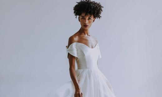 2019秋冬婚紗[Leanne Marshall]紐約時裝發布會