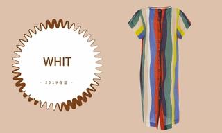 Whit - 彩虹语录(2019春夏预售款)
