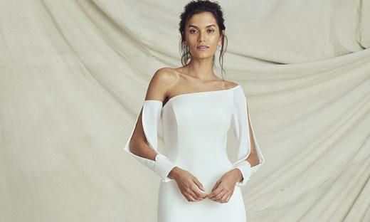 2019秋冬婚紗[Kelly Faetanini]紐約時裝發布會