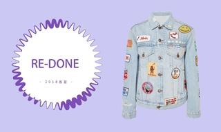 Re-done - 复古的年代感(2019春夏预售款)