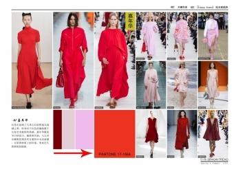 2020春夏 連衣裙趨勢 - 色彩推薦