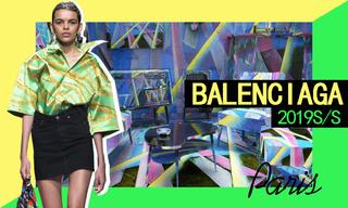 Balenciaga:现代美感(2019春夏)