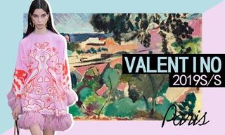 Valentino:避世天堂梦境(2019春夏)