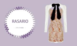 "Rasario - 纯粹的""优雅""(2019春夏 预售款)"