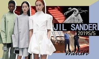 Jil Sander:制服的二次解读(2019春夏)