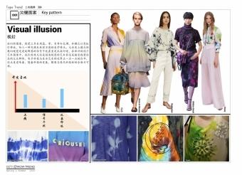 2020春夏 上衣趨勢 - 關鍵圖案