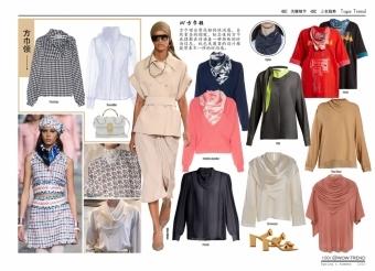 2020春夏 上衣趨勢 - 關鍵細節