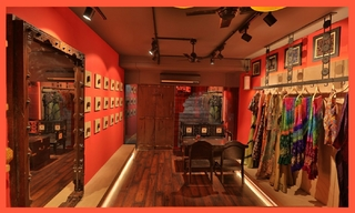 【零售店】设计感满分的女装店设计