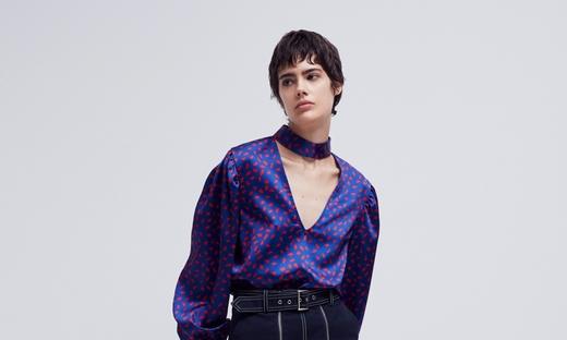 2019春游[Self Portrait]紐約時裝發布會