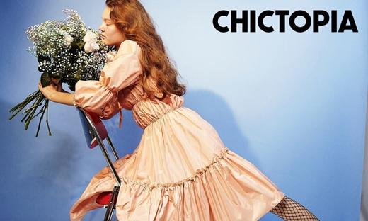 Chictopia - 创造一场绮梦