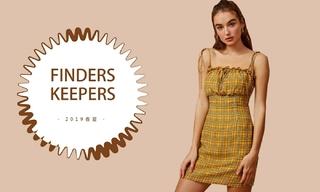 Finders Keepers - 樱桃姑娘(2019春夏)