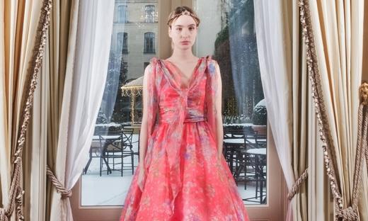 2019春夏高級定制[Luisa Beccaria]巴黎時裝發布會