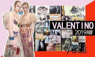 Valentino:新古典主义的情话(2019秋冬)